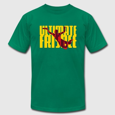 Ultimate Frisbee - Men's Fine Jersey T-Shirt