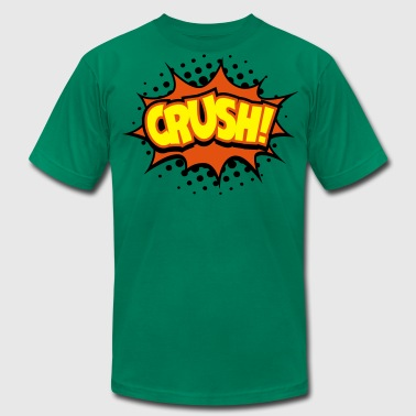 Crush! - Men's Fine Jersey T-Shirt