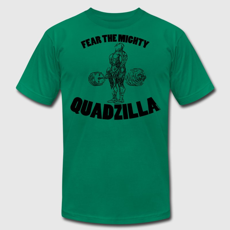 Quadzilla 1 - Men's Fine Jersey T-Shirt