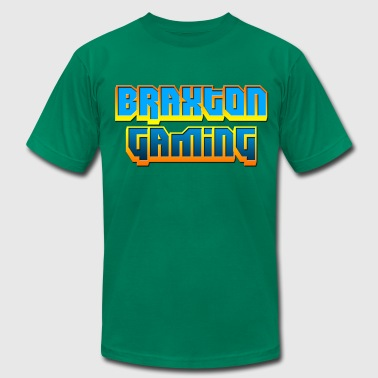 Braxton Gaming - Men's Fine Jersey T-Shirt