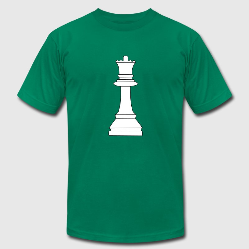 Queen, chess queen - Men's Fine Jersey T-Shirt