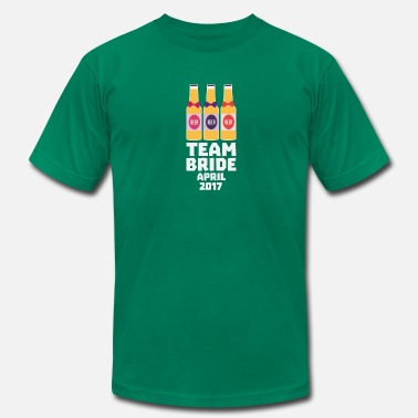 April 2017 Team Bride April 2017 S7g8v - Men's Jersey T-Shirt