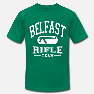 Belfast Belfast Rifle Team - Men's  Jersey T-Shirt