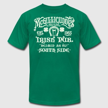 Irish_Pub - Men's Fine Jersey T-Shirt