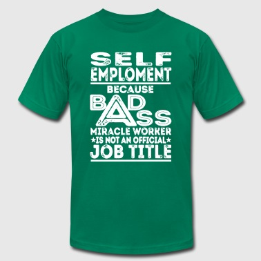 Badass Worker BADASS WORKER tshirt - Men's Fine Jersey T-Shirt