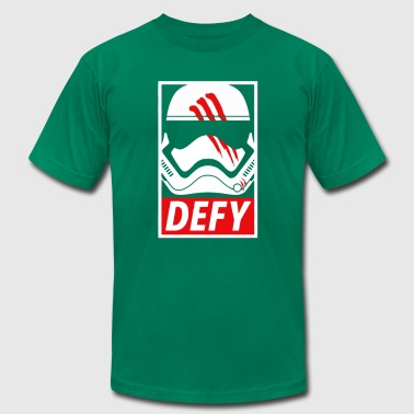 Defy - Men's Fine Jersey T-Shirt