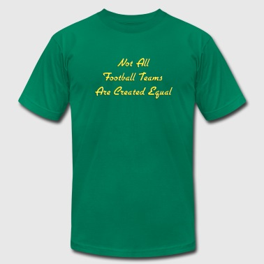 Green Bay Football Green Bay Football - Men's Fine Jersey T-Shirt