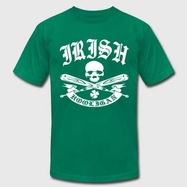 Hooligan Irish Hooligan - Men's Fine Jersey T-Shirt