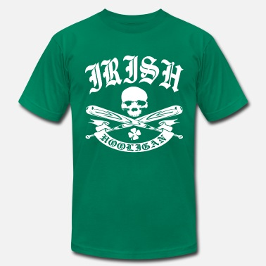 Ira Irish Hooligan - Men's Jersey T-Shirt