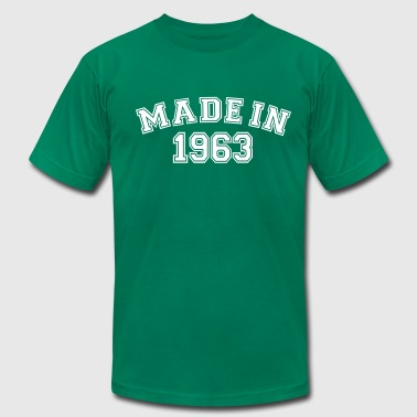Made In 1963 Made in 1963 - Men's Fine Jersey T-Shirt