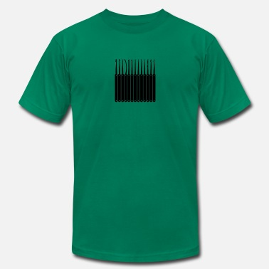 Picking Lock picks - Men's  Jersey T-Shirt