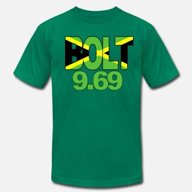 Bolt Bolt 9.69 - Men's  Jersey T-Shirt