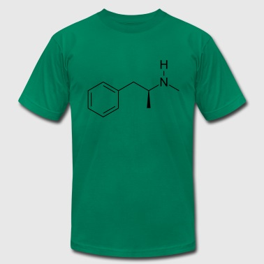 Cascade Methylamphetamine - Men's Fine Jersey T-Shirt
