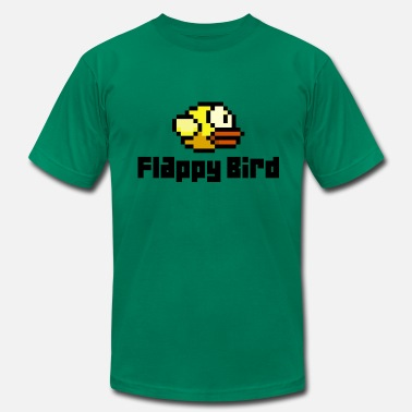 Flappy Flappy Bird - Men's  Jersey T-Shirt