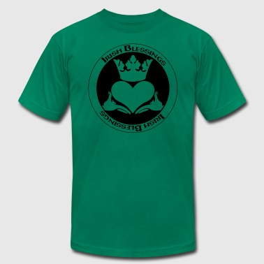 Irishblessing.png - Men's Fine Jersey T-Shirt