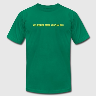 Starcraft We require more vespian gas - Men's Fine Jersey T-Shirt