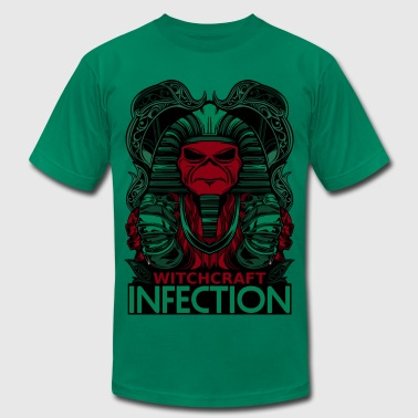 WITCHCRAFT INFECTION - Men's Fine Jersey T-Shirt