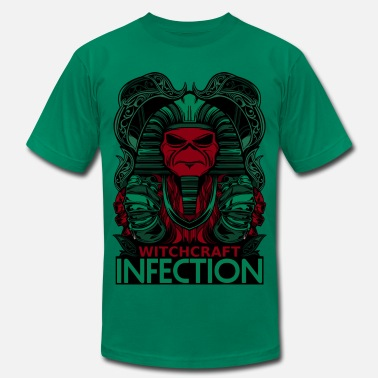 Witchcraft WITCHCRAFT INFECTION - Men's Jersey T-Shirt