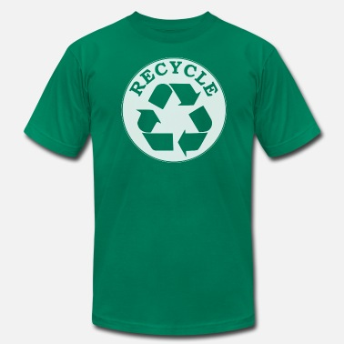 Best Recycling Recycle - Men's Jersey T-Shirt