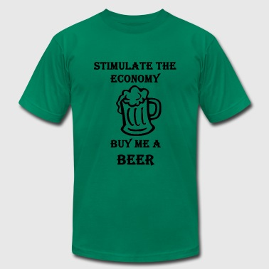 Buy me a BEER - Men's Fine Jersey T-Shirt