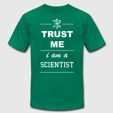 Trust me I´m a Scientist 1c - Men's Fine Jersey T-Shirt