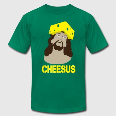 Cheesus - Men's Fine Jersey T-Shirt