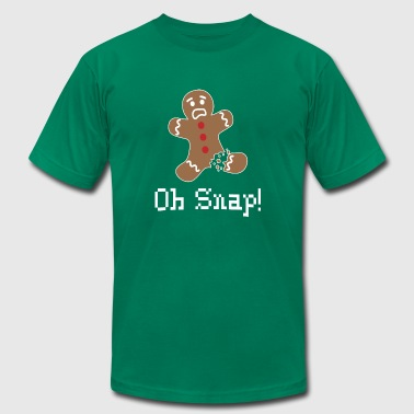 Oh Oh Snap - Men's Fine Jersey T-Shirt