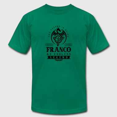 FRANCO - Men's Fine Jersey T-Shirt