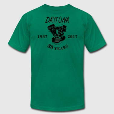 daytona 2017 - Men's T-Shirt by American Apparel
