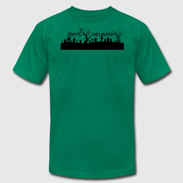 Happy Halloween - Men's T-Shirt by American Apparel