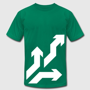 Directions - Men's Fine Jersey T-Shirt