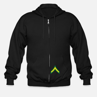Private Private - Men's Zip Hoodie
