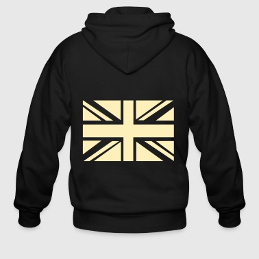 Great Britain - Men's Zip Hoodie