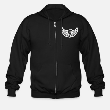 Fly Forever Fresh and Fly - Men's Zip Hoodie