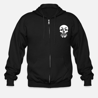 Anonymous Anonymous - Men's Zip Hoodie