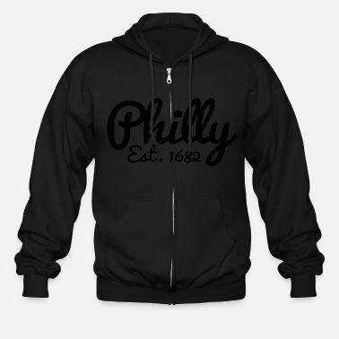 Philly Philly - Men's Zip Hoodie