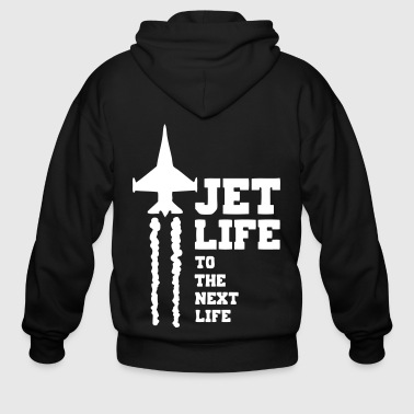 Jet Life - stayflyclothing.com - Men's Zip Hoodie