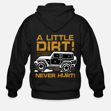 Vehicles OFFROAD - Men's Zip Hoodie