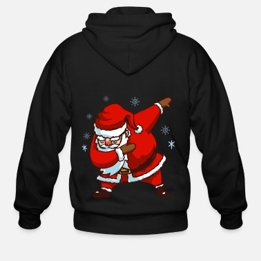 Santa Clause Santa Clause - Men's Zip Hoodie