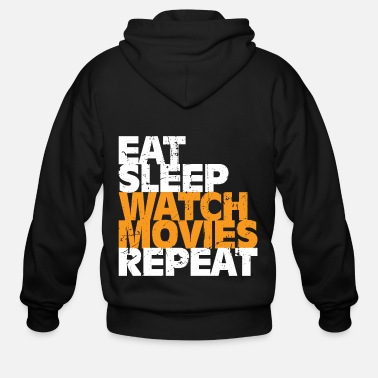 Movie Movie gift movies movie role - Men's Zip Hoodie