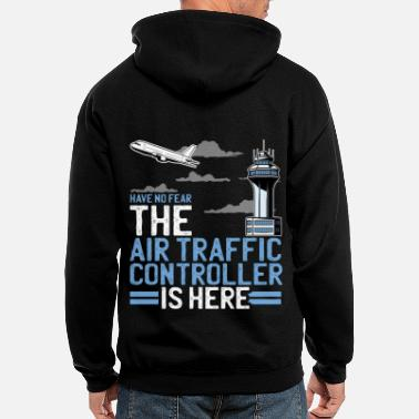 Air Traffic Air Traffic Controller Gift - Air Traffic - Men's Zip Hoodie