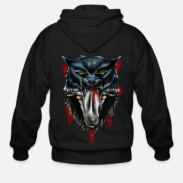 Black Sheep Black Sheep - Men's Zip Hoodie