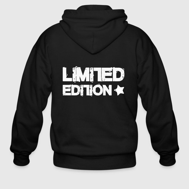 Limited Edition - Men's Zip Hoodie