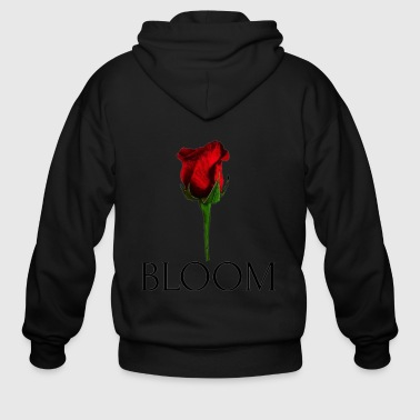 Album Bloom: The Album - Merchandise - Men's Zip Hoodie