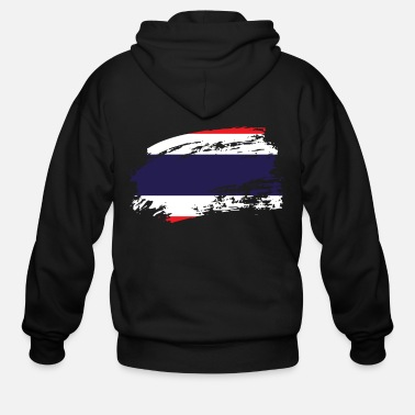 Country thailand thailand - Men's Zip Hoodie