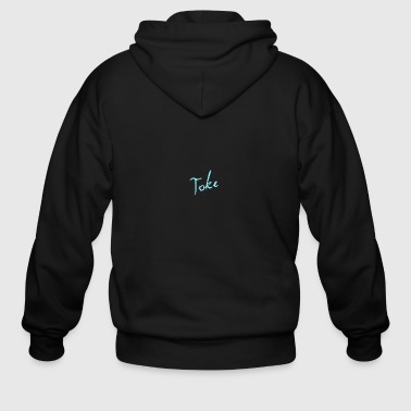 Toke Supply - Men's Zip Hoodie