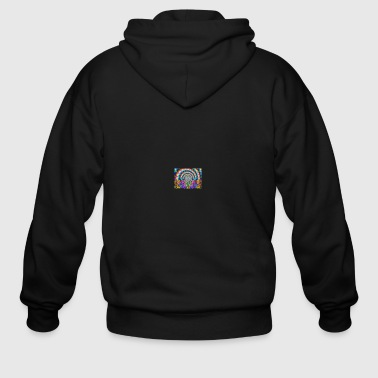 download - Men's Zip Hoodie