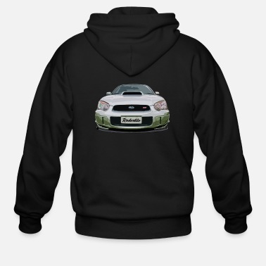 Wrx Subaru WRX Second Generation - Men's Zip Hoodie