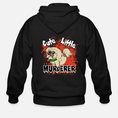 Cute Little Tobuscus - Men's Zip Hoodie