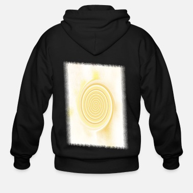 Windows Light vortex - Men's Zip Hoodie